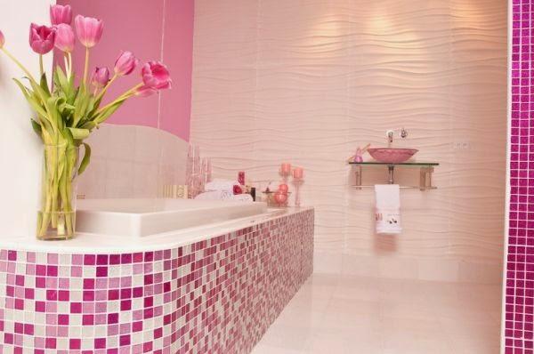 Magical Pink Interiors ....
