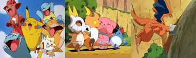 Las Vacaciones de Pikachu