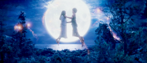 peter and wendy fairy dance