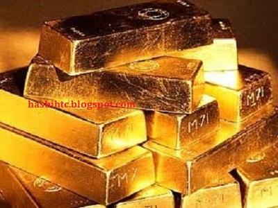 12 Pernak Pernik Terbuat Dari Emas