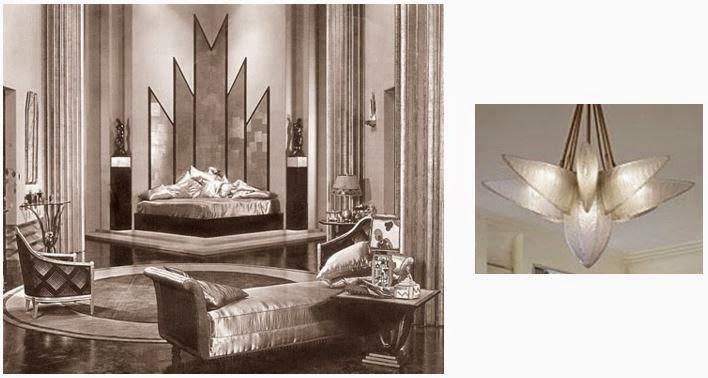 Estilo xxviii art deco decoraci n patri blanco - Art deco decoracion ...