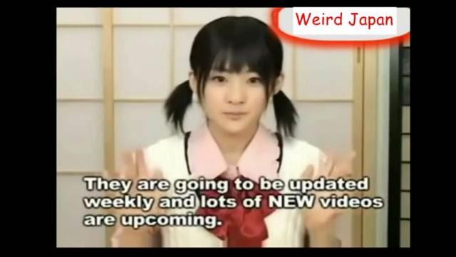 Une japonaise cute prononce des mots d'anglais avec un accent adorable