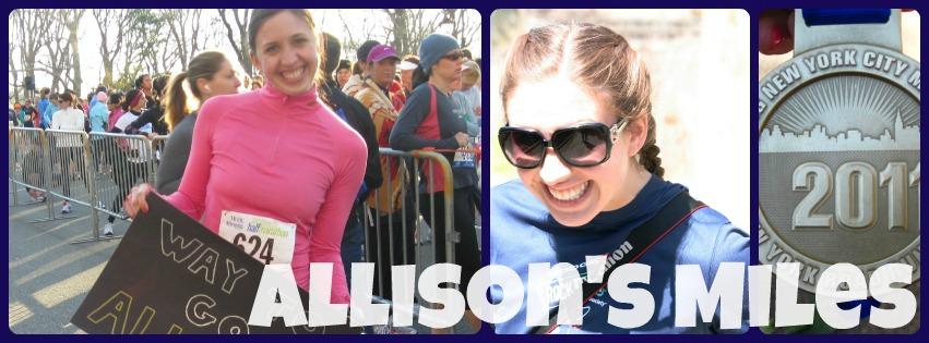 Allison's Miles