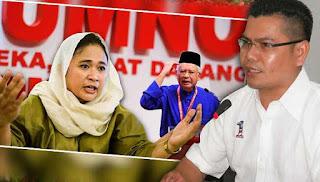 Pemimpin UMNO taja Anina untuk kritik Najib – Jamal Yunos