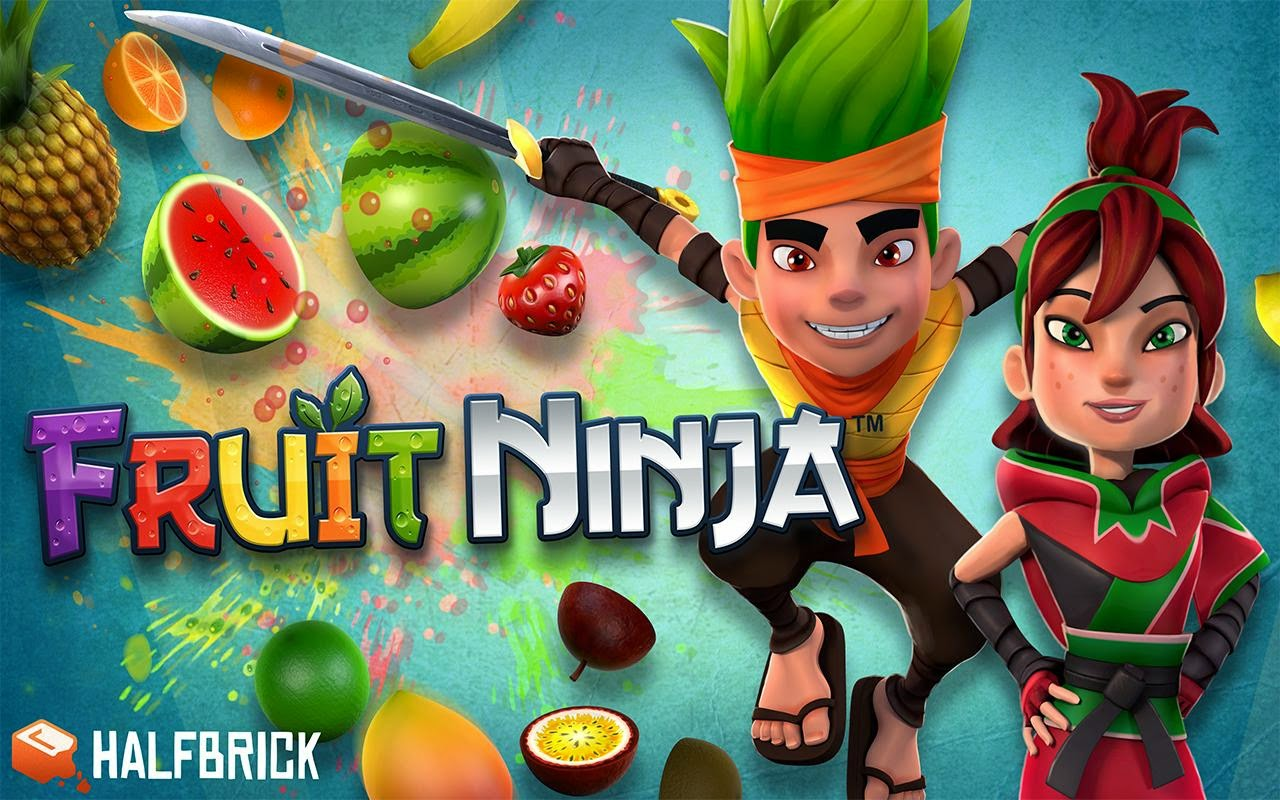 Fruit ninja free game - Your Hard Work Will Also Be Rewarded With Unlockable Blades Backgrounds And Game Changing Power Ups Fruit Ninja Is The Original And The Best Slicer On