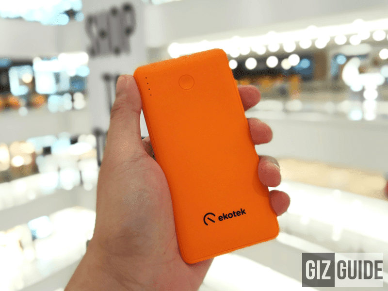 EKOTEK EKOPACK SLIM 6000 REVIEW, THE POCKETABLE POWERBANK WITH DUAL CHARGING PORTS!