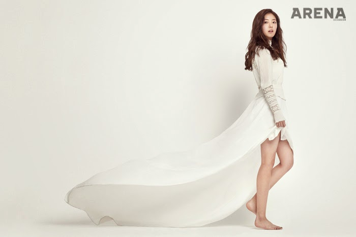 Lee Se Young - Arena Homme Plus Magazine March Issue 2014