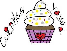 Logo Cupcakes Lover