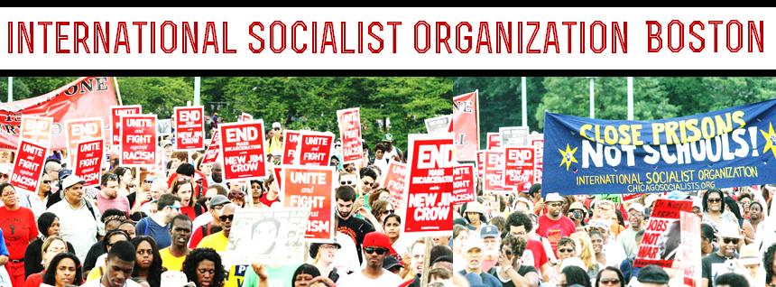 BOSTON SOCIALISM