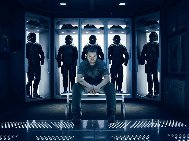 The Expanse - First Look Cast Promotional Photos