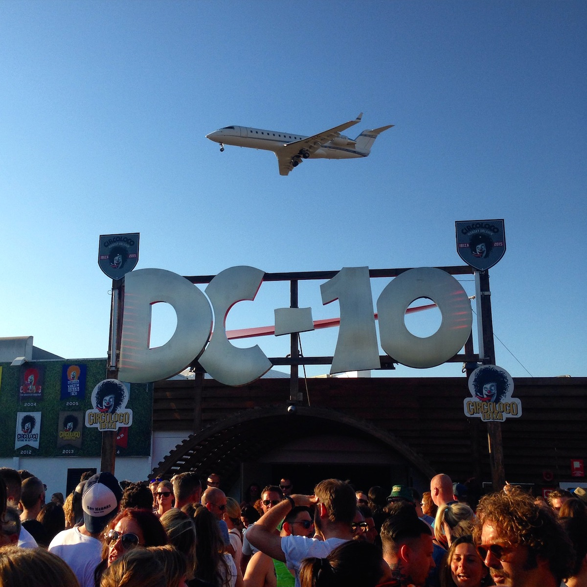 Circo Loco DC10 Opening Party Ibiza