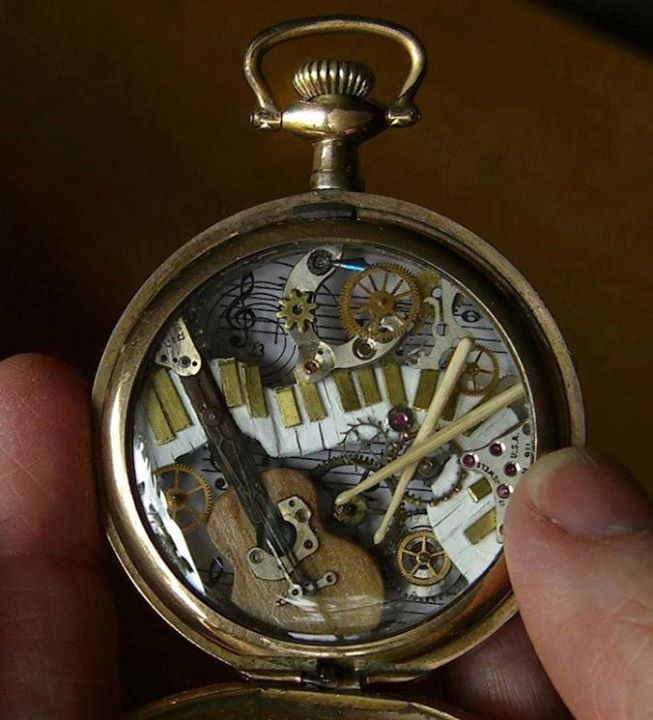 Jam Tangan Musik