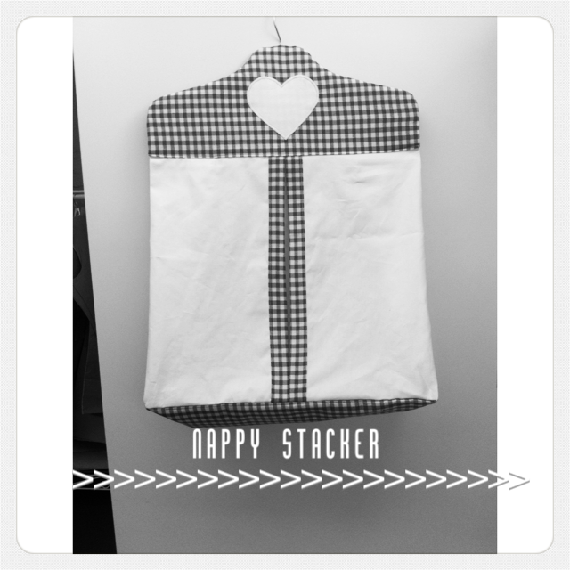Createhobby Tutorial Sew Your Own Nappy Stacker