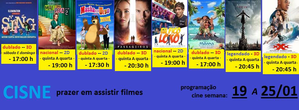 Cine CISNE - desde 1958