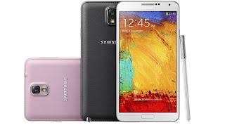 Samsung Galaxy Note 3 Android Phone Harga Rp 6 Jutaan