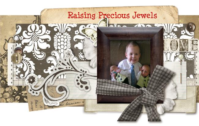 Raising Precious Jewels