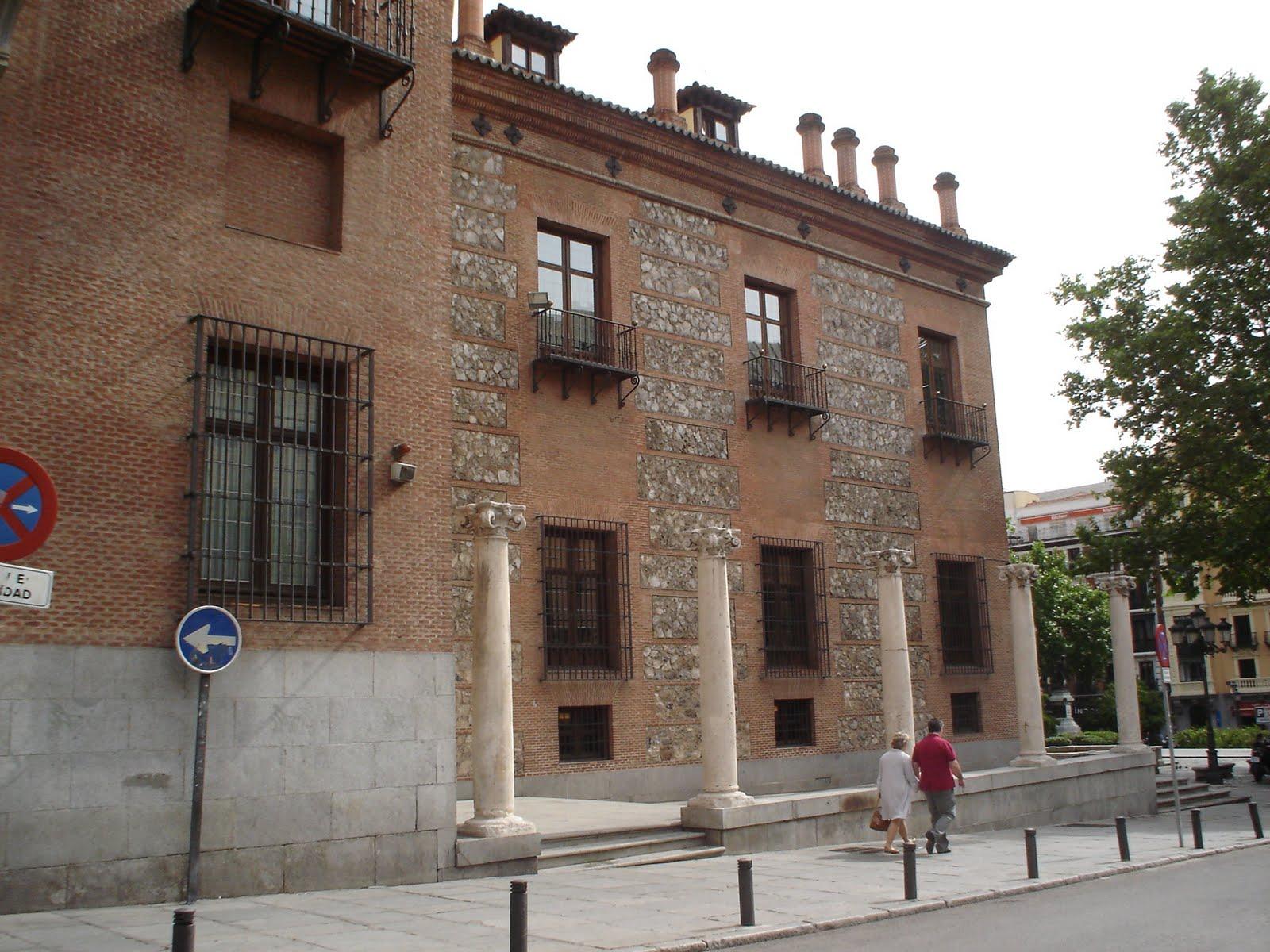 Buscador de madrid la casa de las siete chimeneas - La casa de la chimenea ...
