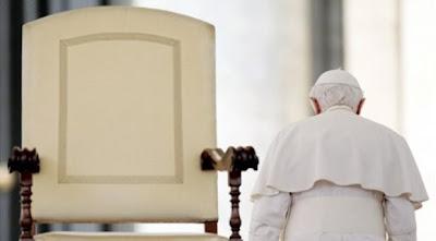 El Papa abre camino para el Anticristo