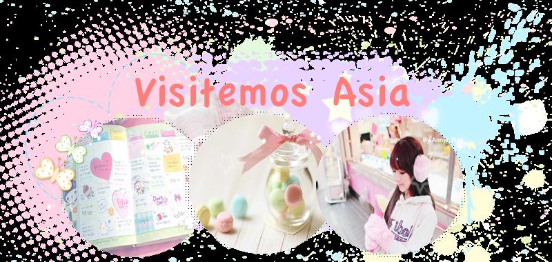 Visitemos Asia ❤