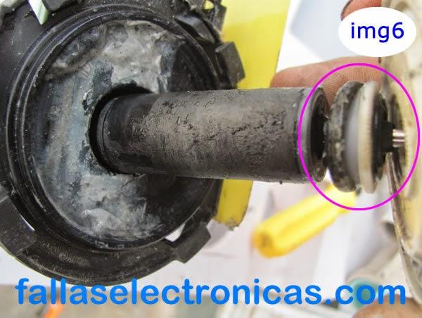 Bomba de agua de lavadora diagn stico - Lavadora sin agua ...