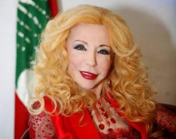 لبنان:  وفاة الشحرورة صباح في ظروف غامضة