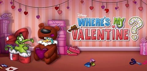 WHERE IS MY VALENTINE