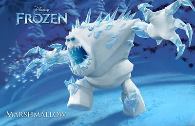 Mashmallow - Frozen