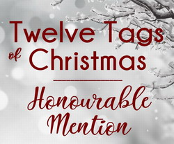 Twelve Tags of Christmas 2018