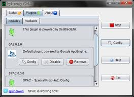 Free Proxy Sofware