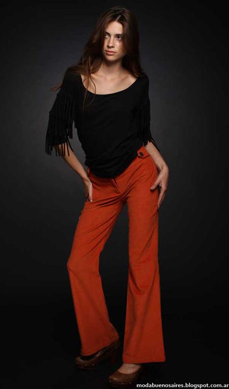 Pantalones invierno 2013 Mariana Marquez