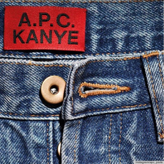 Collection capsule : A.P.C. x Kanye West