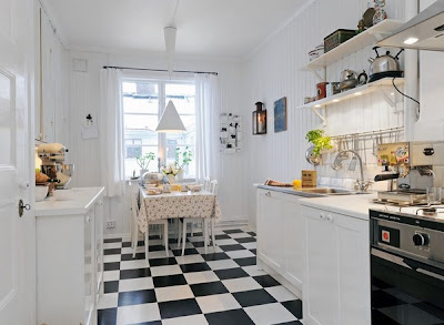 dapur cantik27 30 Ide Desain Dapur yang Cantik dan Menarik