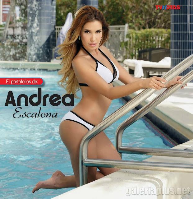 Fotos Andrea Escalona Revista TvNotas - Junio 2015