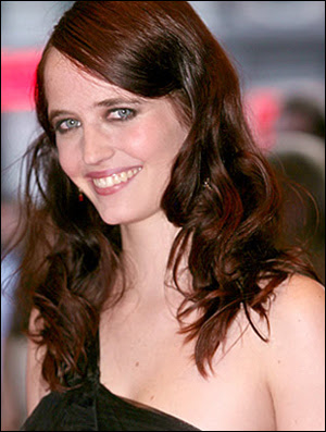 Eva Green Hairstyle