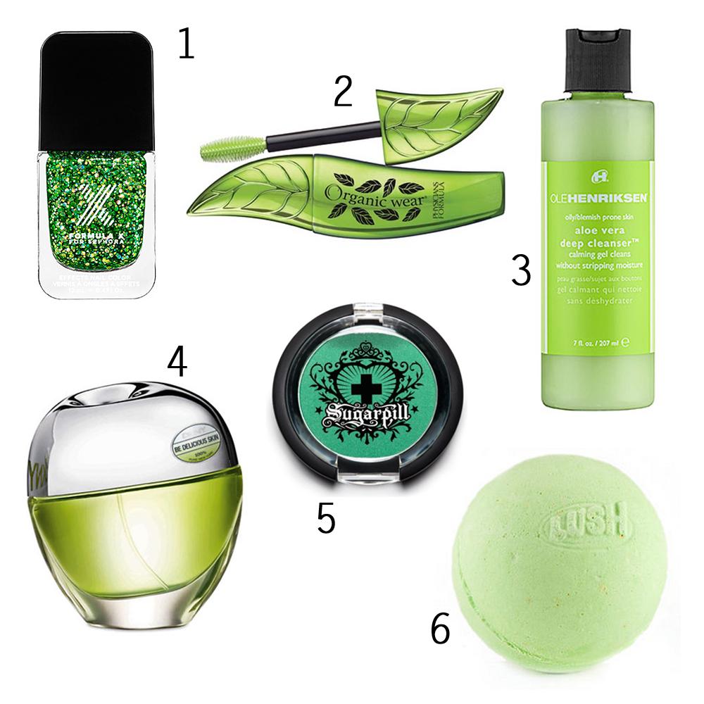 """Inspiration """"vert"""" pour la Saint-Patrick!"""