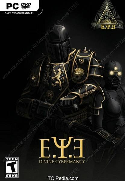 E.Y.E Divine Cybermancy Update 1.37 - COGENT