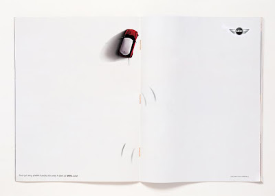 Clever and Creative MINI Cooper Advertisements (20) 18