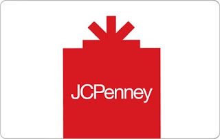 $50 JCPenney Gift Card for $42.50 @ebay