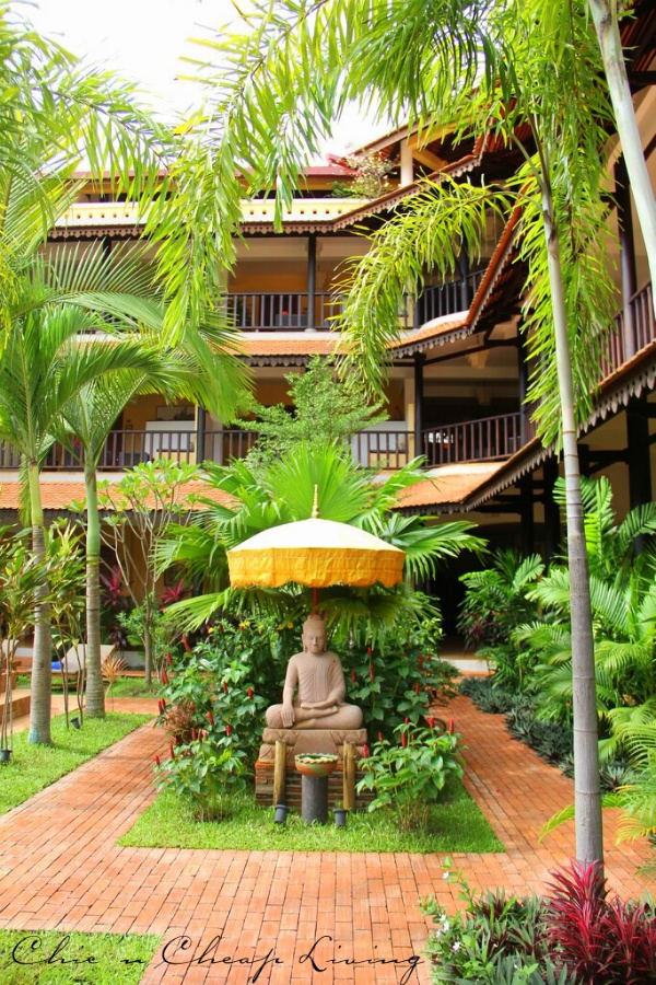 Hotel Review Siddharta Boutique Siem Reap Cambodia