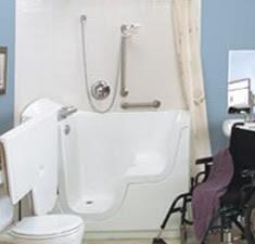 walk in tub,accessible bathtubs,handicap bathtubs,walk in bath shower,shower wheelchair