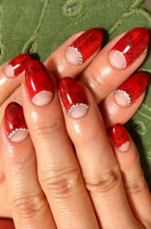 Pretty-Fall-2012-Nail-Art-Designs-10