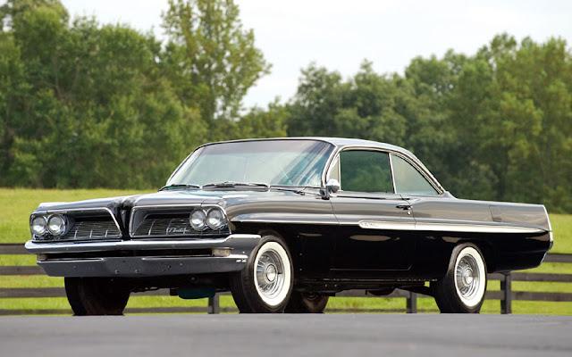 ポンティアック・ベンチュラ | Pontiac Ventura 1960-77