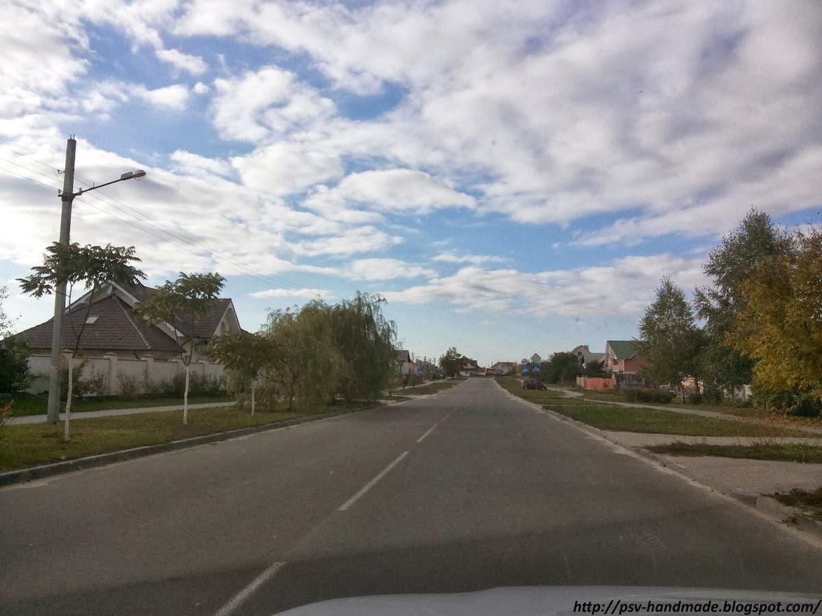 Осень. Брест, Беларусь