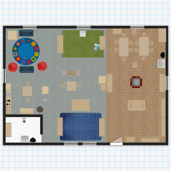 Classroom Design Creator ~ Preschool ponderings planning your classroom layout