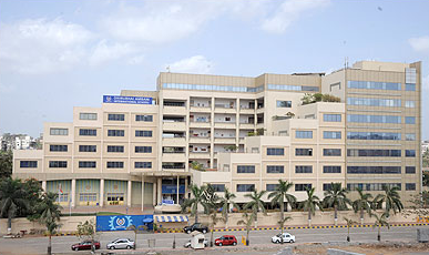 Dhirubhai Ambani International School Building
