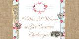 Get Creative Challenge - Winner