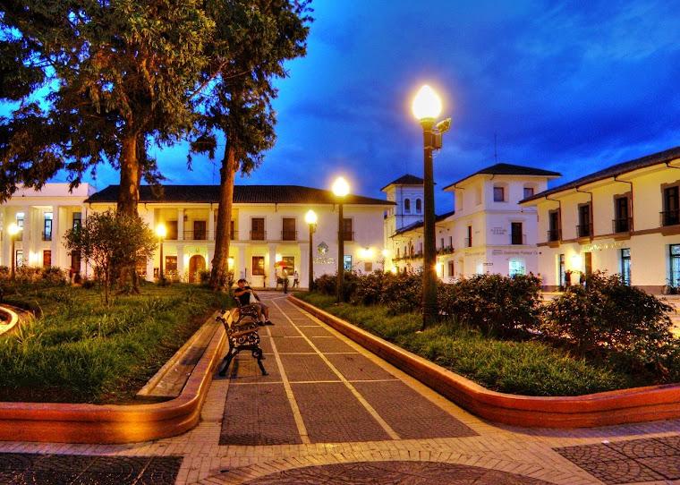Zona Colonial de Popayán, la ciudad blanca, Colombia. Foto tomada de Wikimedia.org..jpg