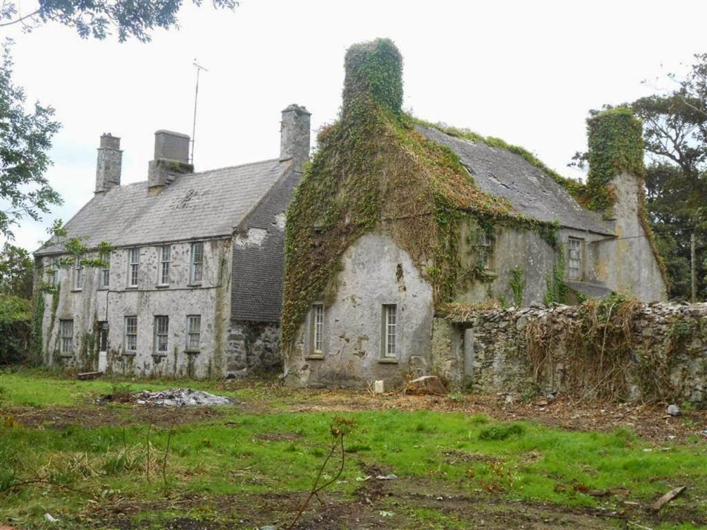 Wreck of the week country mansion with land anglesey for Homes up for auction