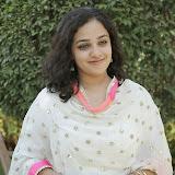 Nitya meenon Latest Photo Gallery in Salwar Kameez at New Movie Opening 41