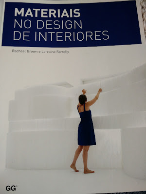 Materiais no Design de Interiores - livro